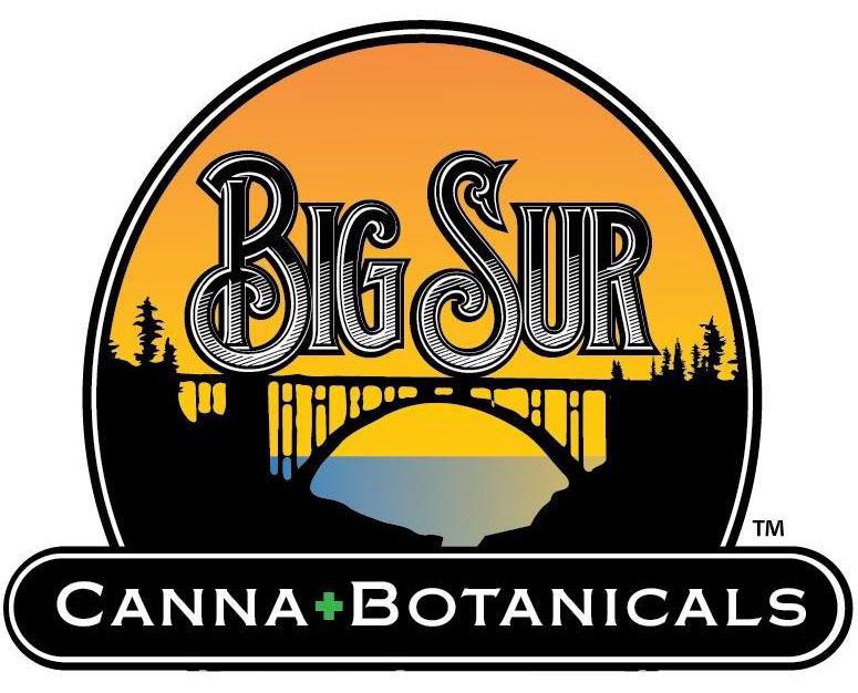 Big Sur Canna Botanicals logo