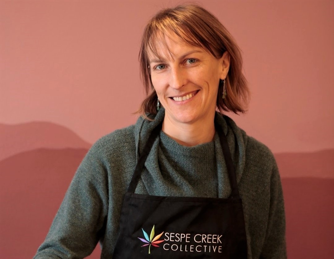 Chelsea Sutula, CEO of Sespe Creek Collective