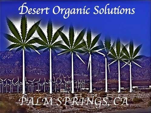 Desert Organic Solutions logo