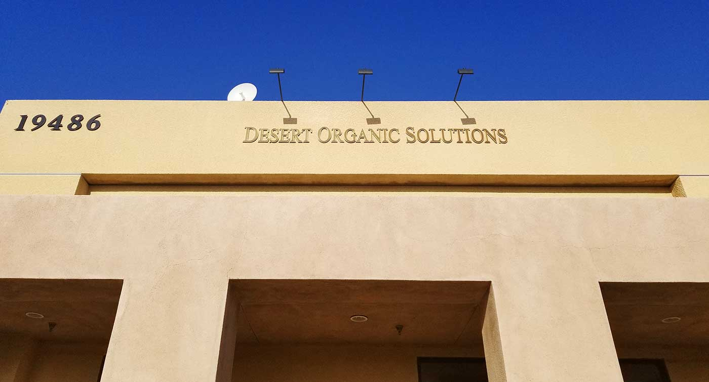 Desert Organic Solutions