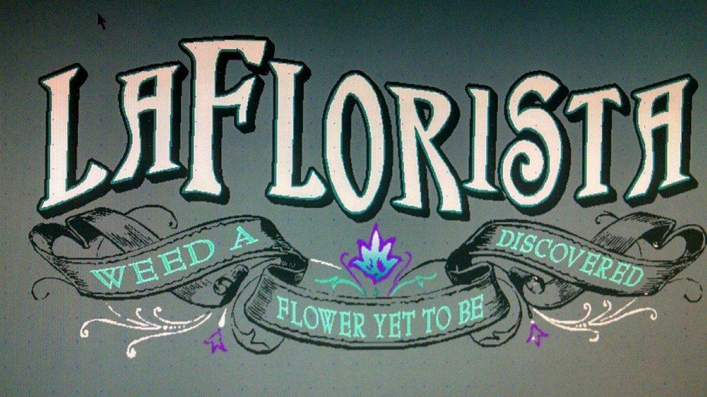 La Florista Cannabis logo