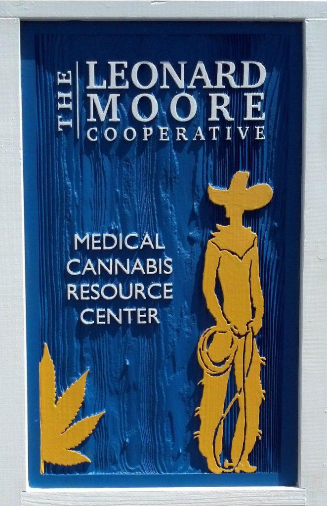 Leonard Moore Cooperative logo