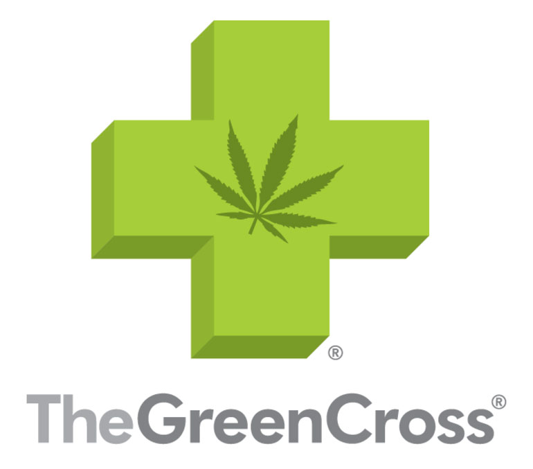The Green Cross logo