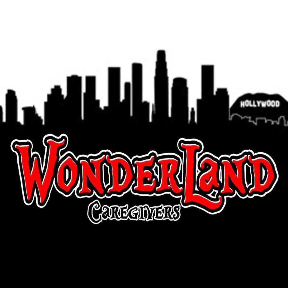 LA Wonderland Caregivers logo