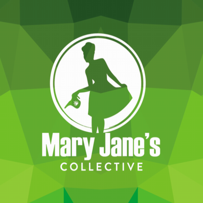 Mary Jane's Collective logo