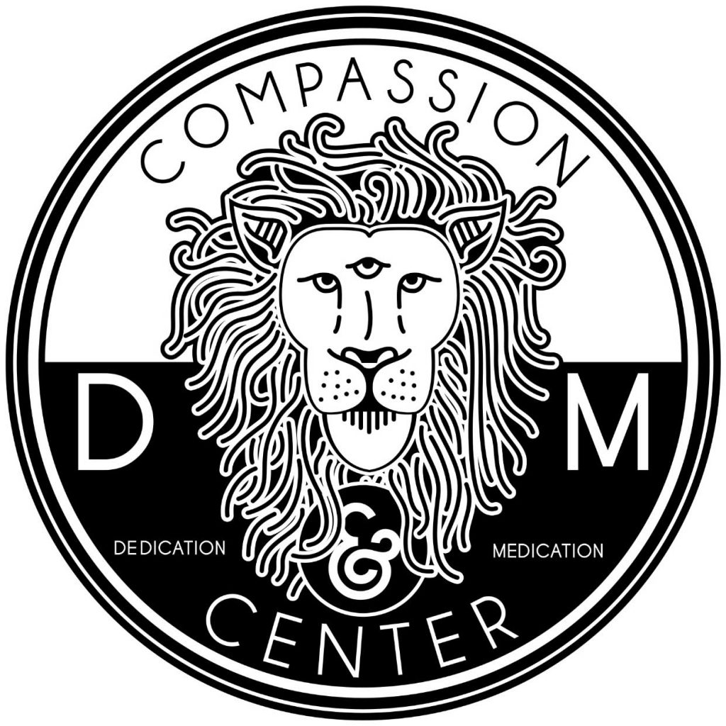 D&M Compassion Center logo