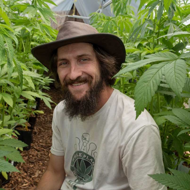 Evan Sharpe of Whole Plant Wellness