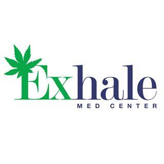 Exhale Med Center logo