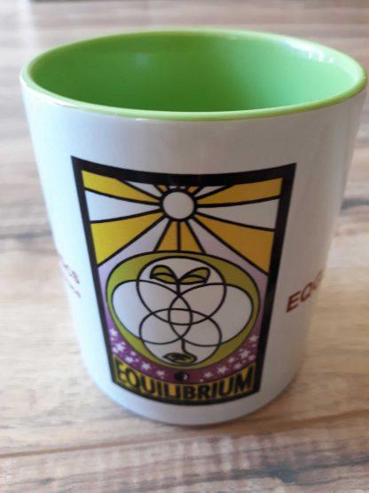 Equilibrium Genetics Ceramic Mug front