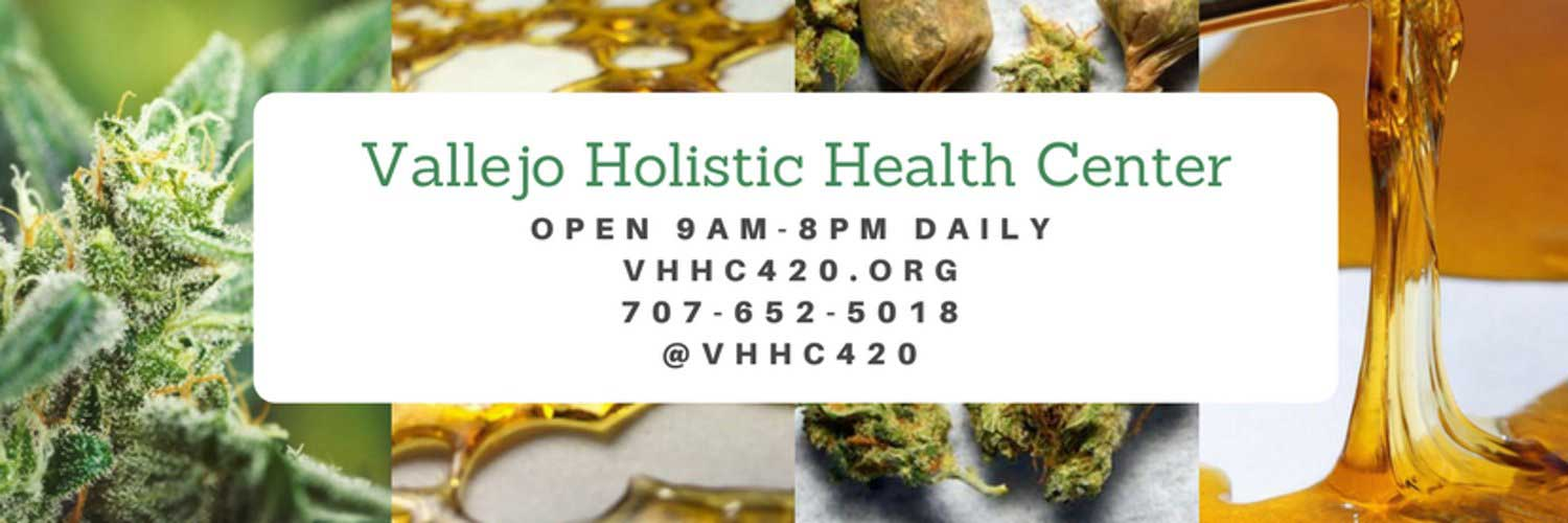 Vallejo Holistic Health Center banner